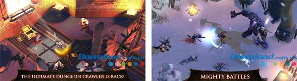 Top 5 game miễn phí hay nhất trên Android