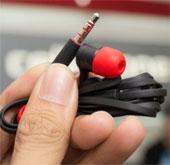 Làm sao để dây tai nghe không bị rối?
