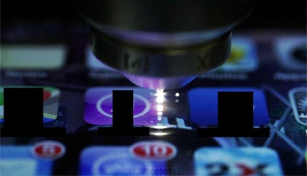 Kính màn hình smartphone sẽ tích hợp các tính năng bảo mật