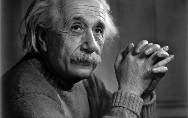 Albert Einstein – chỉ số IQ 160-190