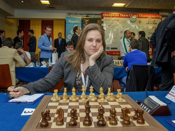 Judit Polgar - chỉ số IQ 170