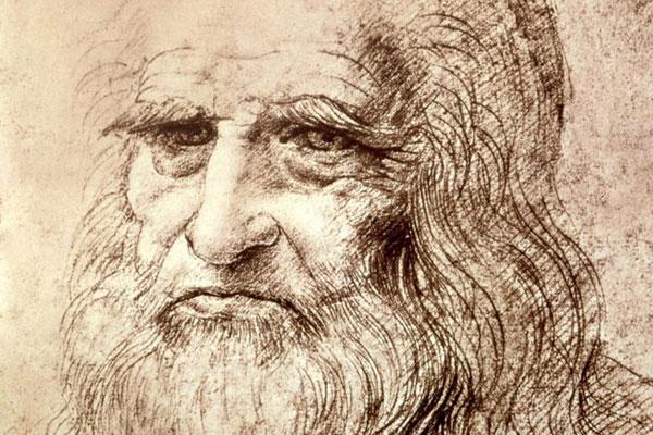 Leonardo da Vinci - IQ 180-190