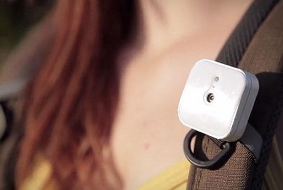 CA7CH Lightbox: Máy ảnh nhỏ nhất thế giới