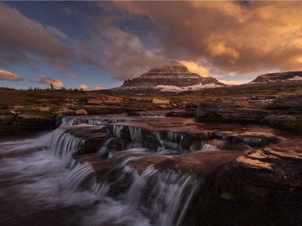 Chiêm ngưỡng 10 bức ảnh phong cảnh nước Mỹ đẹp mê hồn