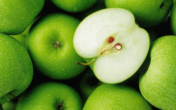 Lợi ích ngạc nhiên của táo xanh