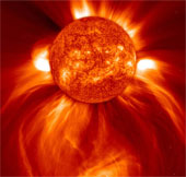 Phát hiện mới về khí quyển mặt trời