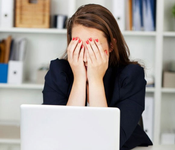 Giúp mắt không mỏi khi làm việc với máy tính