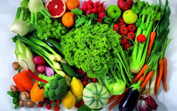 Nghiên cứu: Rau quả và trái cây không giúp bạn giảm cân