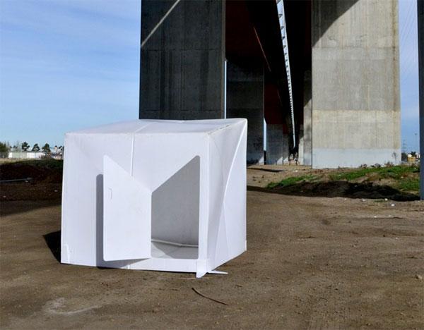Nhà trú ẩn thông minh dạng hộp