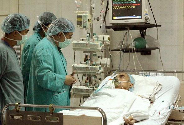 Kỹ thuật 'siêu làm mát' mang hy vọng cho bệnh nhân ghép tạng