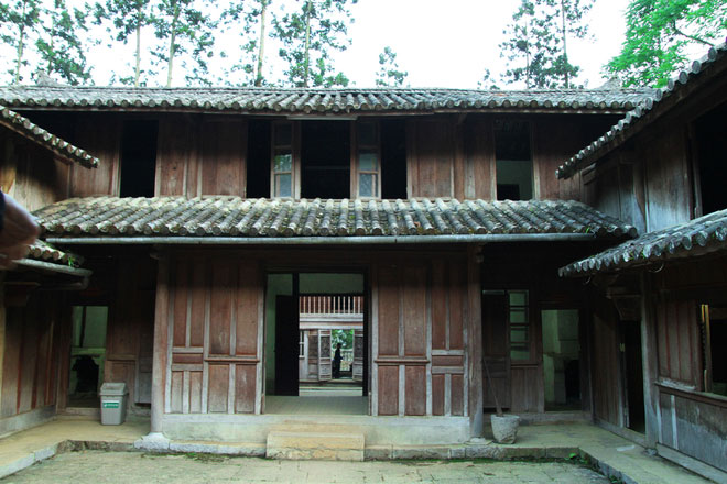 Kiến trúc độc đáo của dinh thự vua Mèo