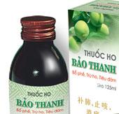 Thuốc ho Bảo Thanh nhận giải thưởng Ngôi sao thuốc Việt 2014