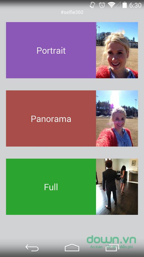 Top các ứng dụng chụp ảnh tự sướng trên di động