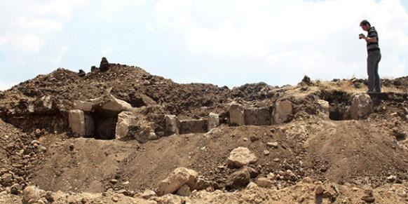 Quan tài 6.000 năm tuổi ở Thổ Nhĩ Kỳ