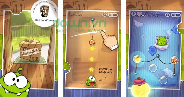 Chơi game miễn phí cực hay trên thiết bị Android