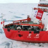 Trung Quốc lần thứ 6 khám phá Bắc Cực