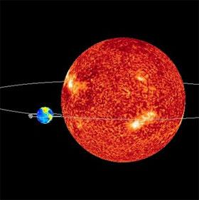 Hôm nay Trái Đất cách xa Mặt Trời nhất trong năm