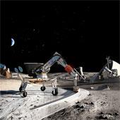 Dùng công nghệ 3D xây căn cứ trên sao Hỏa
