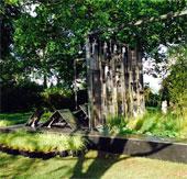 Khu vườn có thể biến đổi theo tâm trạng người
