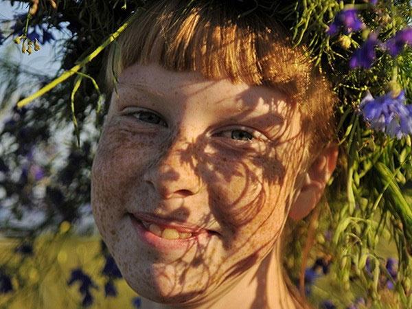 Mái tóc hung đỏ tự nhiên có thể biến mất do biến đổi khí hậu