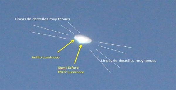 Chính phủ Chile xác nhận phát hiện UFO