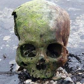 Giải mã bí ẩn hộp sọ trẻ em rải đầy quanh hồ ở Thụy Sĩ