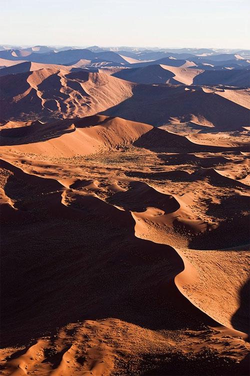 Chiêm ngưỡng sa mạc cổ nhất thế giới
