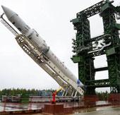 Nga thử nghiệm tên lửa không gian đầu tiên kể từ thời Xô viết