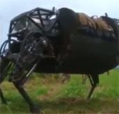 Quân đội Mỹ thử nghiệm robot 2 triệu USD