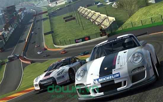 Top những game đua xe hay nhất trên iOS