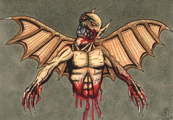 Manananggal là một dạng ma hút máu người