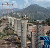 Cầu cao nhất thế giới trên đỉnh Himalaya