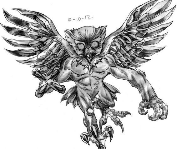 Quỷ ăn thịt người Kikiyaon