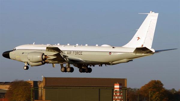 Những máy bay do thám siêu hiện đại thế kỷ 21