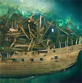Con tàu bị nguyền rủa và kho báu mất tích