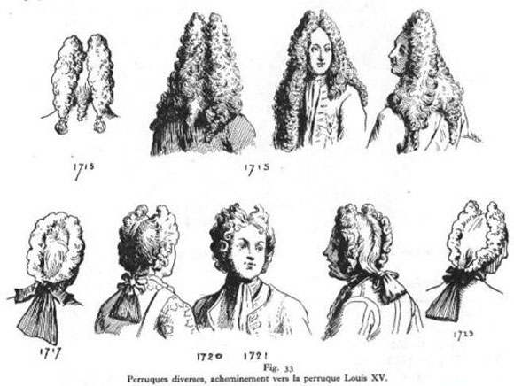 Lịch sử thú vị về bộ tóc giả của các quan tòa Anh quốc