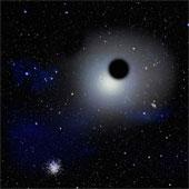 """Giả thuyết mới: Hố đen trong vũ trụ biến thành """"hố trắng"""""""