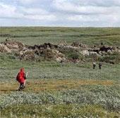 Phát hiện thêm miệng hố khổng lồ thứ 2 ở Siberia