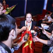 Cả 4 học sinh Việt Nam đều đoạt giải Olympic Hóa học quốc tế