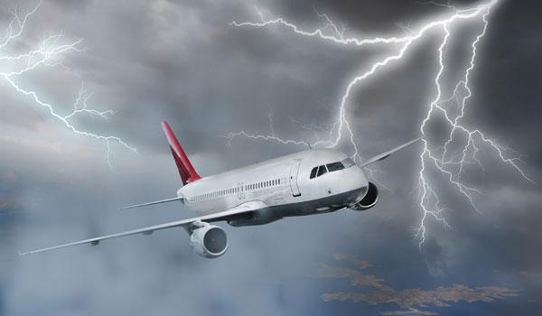 Máy bay được chống sét như thế nào?