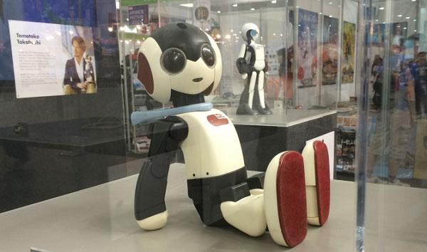 Trong thập kỷ tới, robot sẽ thay thế smartphone?