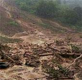 Lở đất khủng khiếp tại Ấn Độ, ít nhất 150 người bị vùi lấp