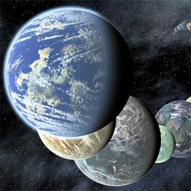 Tại sao các hành tinh có hình cầu, còn thiên thạch thì không?