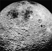 Phát hiện mới: Mặt trăng có hình giống quả chanh