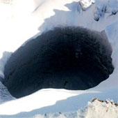 Lời giải thích cho những miệng hố khổng lồ bí ẩn ở Siberia