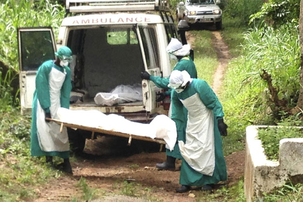 Thế giới đối mặt nguy cơ dịch Ebola lan rộng