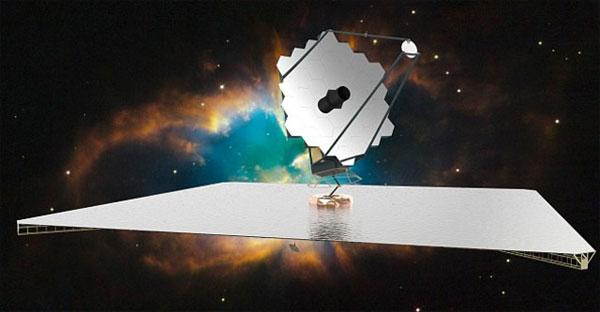 NASA xây dựng kính thiên văn mạnh nhất thế giới