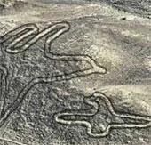 Phát hiện hình vẽ bí ẩn mới ở kỳ quan cổ giữa sa mạc