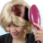 Nhuộm tóc không dùng hóa chất