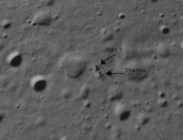Video: Bóng đen bí ẩn trên Mặt Trăng